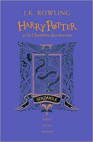 Harry Potter Et La Chambre Des Secrets Edition 20 Ans