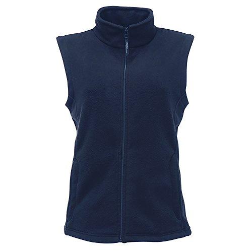 Regatta - Chaleco de micro-polar modelo 210 Series para mujer Azul oscuro