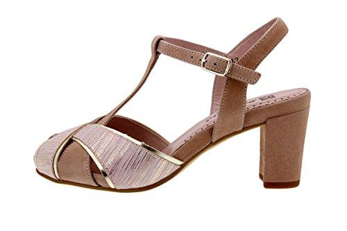 ba0fda86a06fb9 Piesanto Chaussure Chaussure Femme Confort Confort En Cuir 1258 Sandales À  Talons
