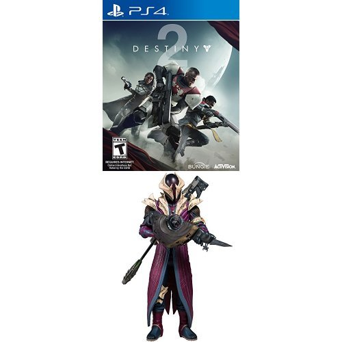 Destiny 2   Playstation 4 Standard Edition   Mcfarlane Toys Destiny Kings Fall Warlock Collectible Action Figure  7