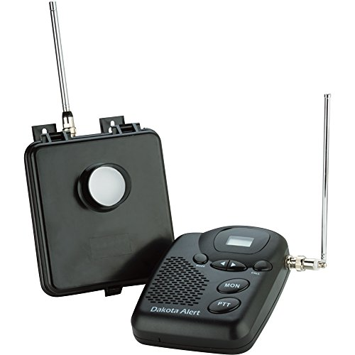 Dakota Alert MURS Wireless Motion Detection Kit, Base Station Radio