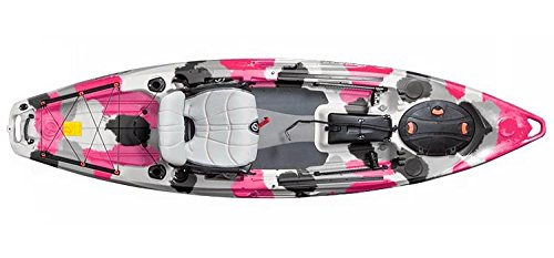 Feel Free Lure 10 Fishing Kayak 2016 - 10ft/Pink Camo