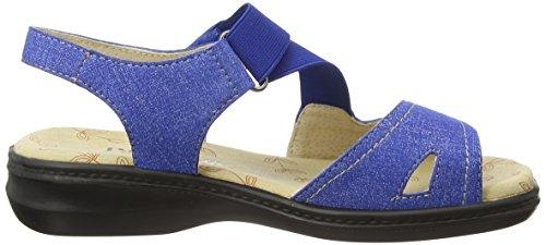 Royal Padders Blue jEMuAw1upme Sandalen Damen Xww8gqS