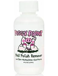 Piggy Paint Nail Polish Remover, 4 Fluid Ounce