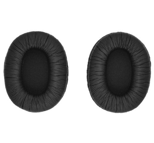 Audio Technica Replacement - Genuine Replacement Ear pads for Audio Technica ATH-M30 Headphones Earpad Foam Cushions - 2 Pieces (1 Pair)