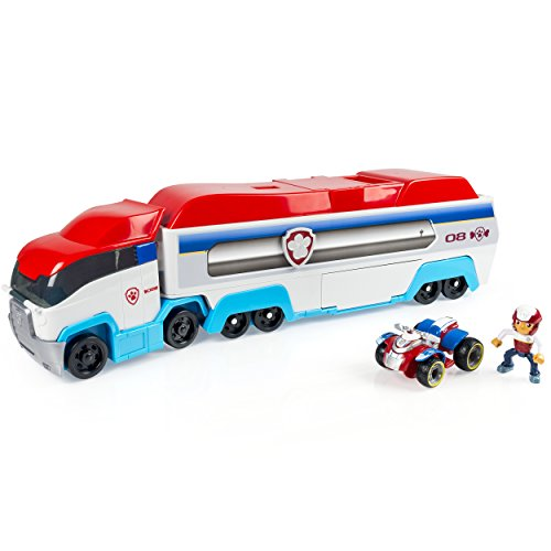 PAW Patrol - PAW Patroller Rescue & Transport Vehicle (Star Wars Metal World)