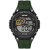 Relógio Mormaii Masculino Ref: Mo2019ab/8v Acqua Verde