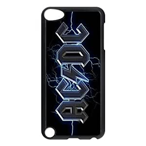 JenneySt Phone CaseAC/DC Rock Music Band FOR Ipod Touch 5 -CASE-5
