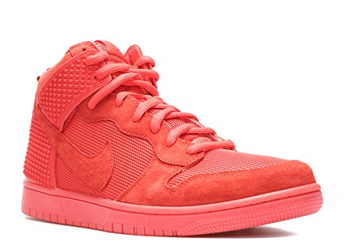 NIKE Men's Dunk CMFT PRM Casual Shoe Red shipping outlet store online cheap for nice cheap professional outlet locations for sale VQl8cuECFc