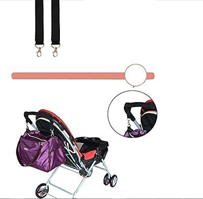 LANDUO Women's Baby Diaper Nappy Tote Bag Large Multifunctional