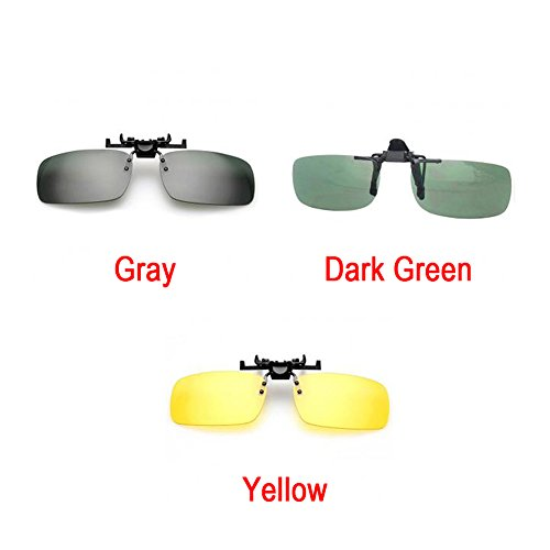 sol hombre Gafas oscuro verde de UxradG para 4qf1CR1w