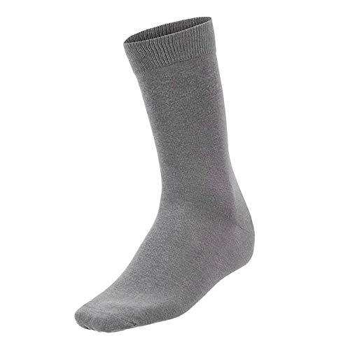 Unisex Coton Chaussettes 3 Et Hommes Élasthanne Pour De Respirantes Vie Quodienne Paires Aibrou Socquettes Lot Sport 8 Gris Comfortables 6 La 10 fTUpF