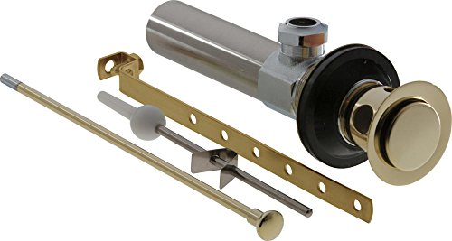 Delta Faucet RP5651PB Drain Assembly-Metal-Bathroom, Polished Brass by DELTA FAUCET