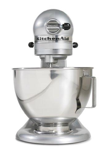 Kitchenaid Ksm120mc Custom Stand Mixer Metallic Chrome