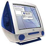 Apple iMac G3 350MHz 64MB 7GB CD 15-Inch CRT with OS 9 - B Grade (Blue)