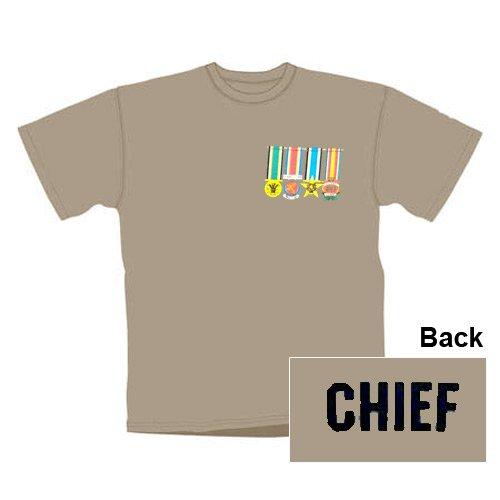 Price comparison product image T-Shirt Kaiser Chiefs Design: Olive Bag