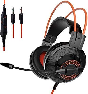 SOMIC G925 Auriculares estéreo para juegos para PS4, Xbox One ...