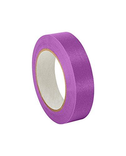 """3M 501+ Purple 0.75"""" x 60yd High Temperature Masking Tape, 0.75"""" x 60 yd. Roll, Purple"""