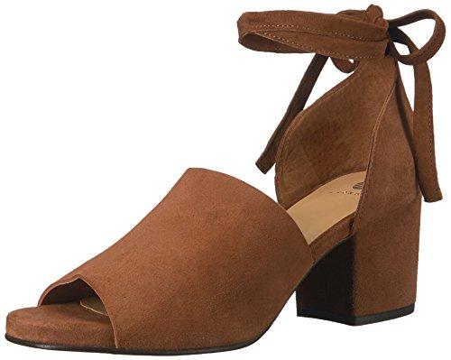 Hudson Metta Suede - Sandalias de tobillo Mujer Marrón (Tan)