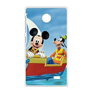 HGKDL Mickey Mouse Phone Case for Nokia Lumia X case
