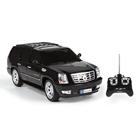 Amazon Com Cadillac Escalade 1 24 Electric Rc Truck By Helitech