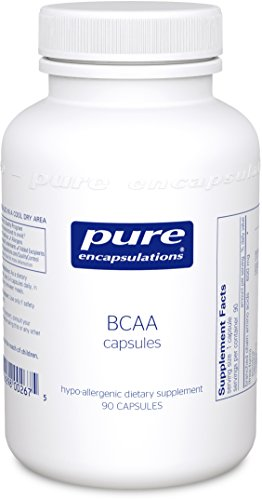 Pure Encapsulations BCAA Capsules