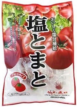 宮川製菓 塩とまと飴 70g 72コ入り