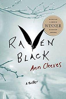 Raven Black Shetland Island Mysteries ebook product image