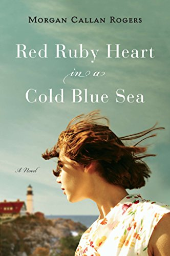 Image of Red Ruby Heart in a Cold Blue Sea: A Novel (Florine Series)