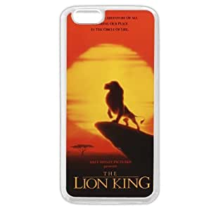 Diy White Soft pc(Hard shell) Disney Cartoon the Lion King For SamSung Galaxy S4 Case Cover Case, Only fit For SamSung Galaxy S4 Case Cover