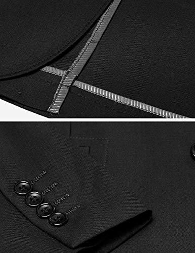 Casual Entreprise Élégant Chaussettes Avec Décontracté Veste Fit Cru Slim Blazer Hommes Costume qwzn6R1