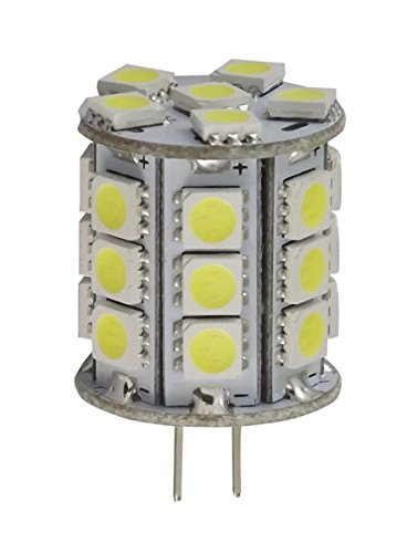 Kodak 42071 G6.35 Dimmable LED Halogen Light, 30-watt, Pin - Pin Kodak