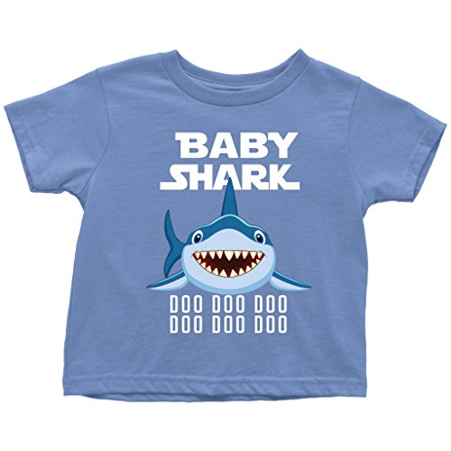 Baby Shark Toddler Shirt Doo Doo Doo Official VnSupertramp Shark Family Apparel