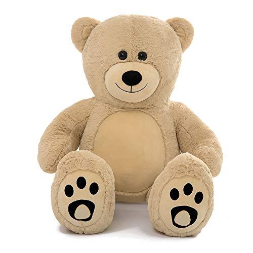 - WOWMAX 3 Foot Giant Teddy Bear Danny Cuddly Stuffed Plush Animals Teddy Bear Toy Doll for Birthday Christmas Brown 36 Inches