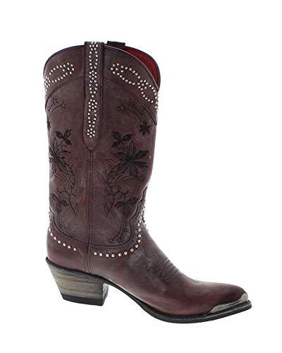 Donna Donna Donna Vino Western Boots Fashion Stivali FB 8xq4Fgq