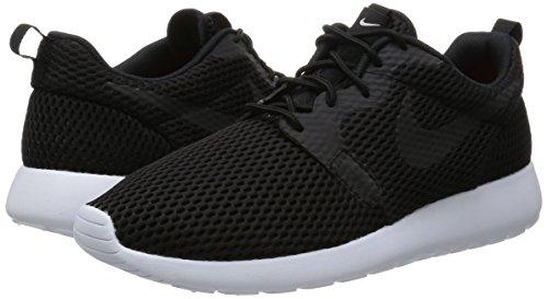 Nike Roshe One Hyp BR Zapatillas deportivas, Hombre, Negro, 44 EU