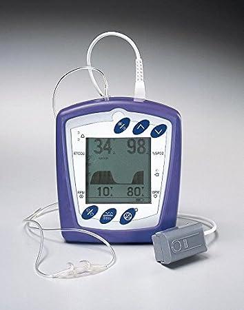Amazon com: Capnograph Monitor: Health & Personal Care