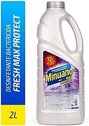 Desinfetante Minuano Maxprotect Fresh 2L, Minuano, Lilas