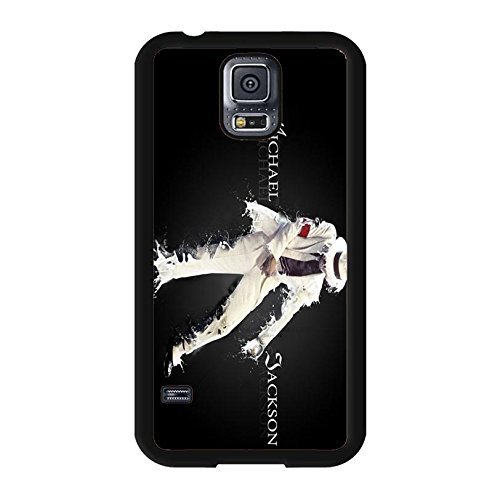 Cool Handsome Michael Jackson Phone hülle Handyhülle Cover for Samsung Galaxy S5 I9600 MJ Skin,Telefonkasten SchutzHülle