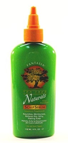 Fantasia Tea Tree (Fantasia Tea Tree Natural Serum Scalp 4oz (2 Pack))