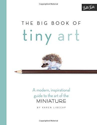 Big Book Tiny Art inspirational product image