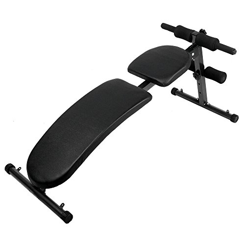 Fashine Dumbbell Bench Fitness Adjustable Utility Flat/Incline/Decline Bench Weight, (US STOCK) by Fashine (Image #1)