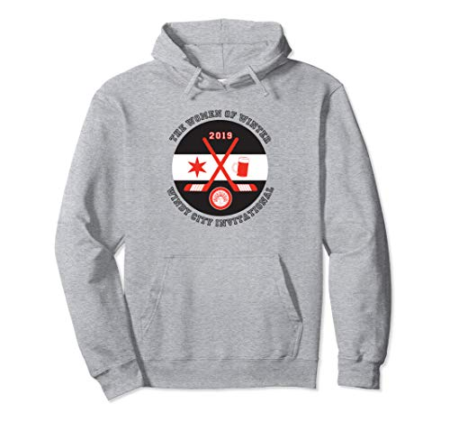 2019 Official Windy City Invitational Hoodie -