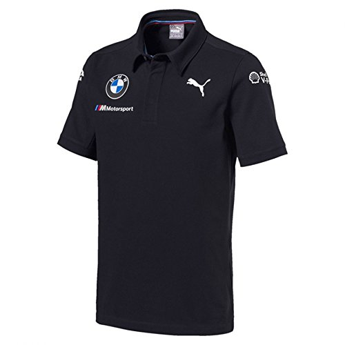 PUMA BMW Motorsports Team Polo (Cotton Bmw Jersey)