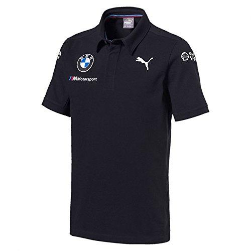 PUMA BMW Motorsports Team Polo (Bmw Jersey Cotton)