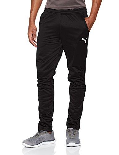 03 Pantaloni Uomo 655314 Bianco Puma Nero E5q008