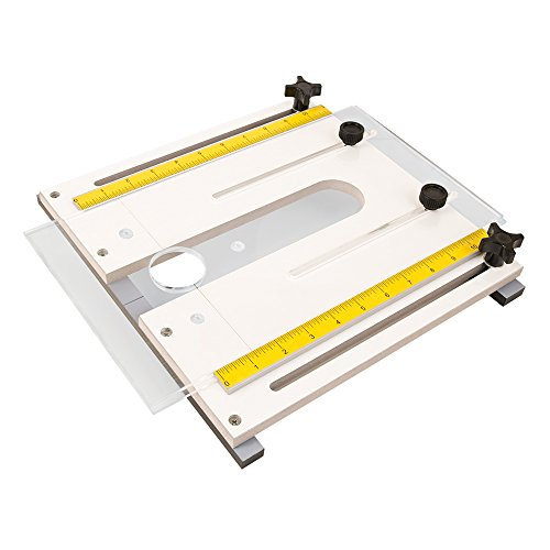Peachtree Woodworking Router Fluting Jig PW2969