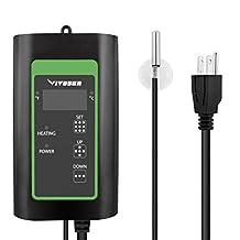 VIVOSUN Digital Seedling Heat Mat Thermostat Controller 68-108℉ Color Random