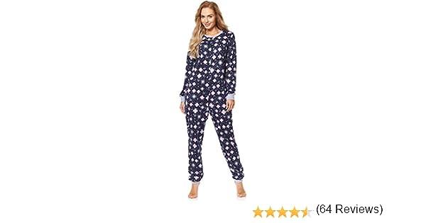 Merry Style Pijama Entero Una Pieza Ropa de Casa Mujer MS10-187 ...