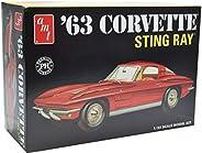 AMT/Premium Hobbies 1963 Corvette Sting Ray 1:25 Plastic Model Car Kit CP7728